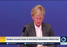 Swedish FM: Israel Extrajudicial killings;  Netanyahu: OK to Kill Assailants