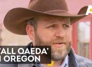 White Oregon Terrorists mocked: YeeHaw-dists, Y'all-Qaeda