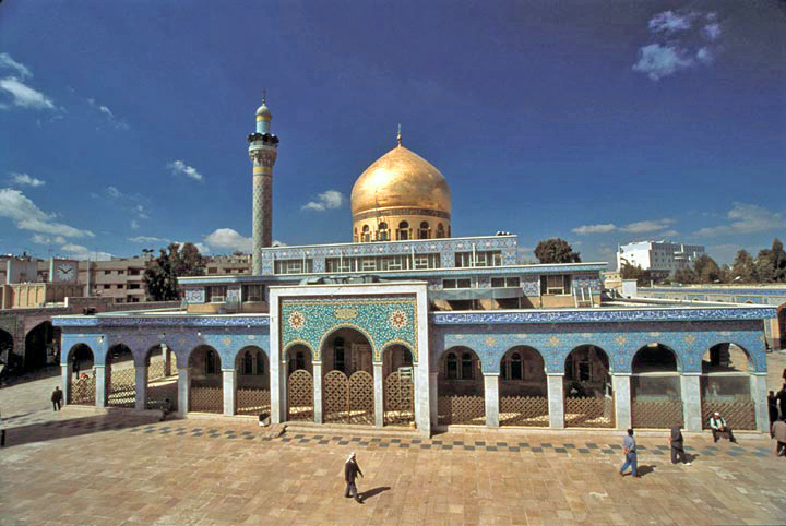 Lady_zaynab_mosque