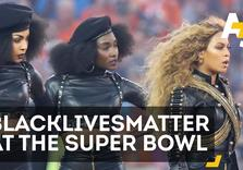 Beyonce angers US Right by bringing up African-American Rights in Superbowl Performance, Video