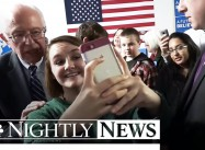 Can Hillary Close Gender Gap?  Young Women for Bernie in NH