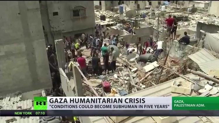 Israel Continues to Spray Crop-killing Chemicals on Gaza Farmlands
