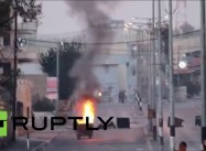 Israeli forces begin construction over Bethlehem-area Roman historical site