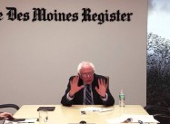 Let's Talk About Bernie Sanders and the Middle East