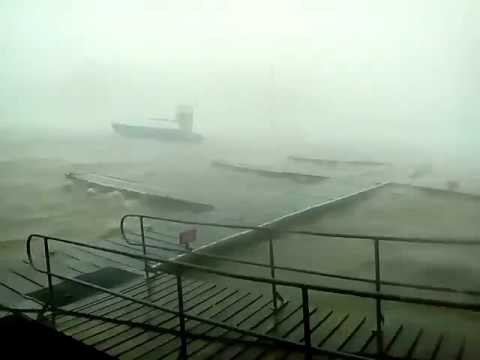 Strongest Tropical Storm ever in S. Hemisphere Hits Fiji (It's Getting Hot in Here)
