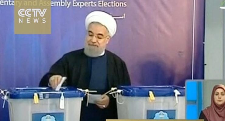 """Tehran is liberated territory"" as Pragmatists & Centrists win Iranian Capital & Expert Assembly"