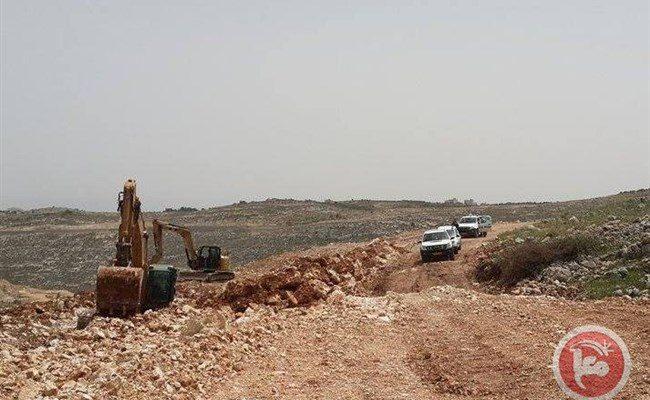 Israeli forces destroy 450 olive trees, Roman-era well in Hebron, Palestine