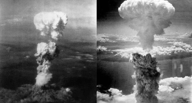 Hiroshima and Nagasaki: the single greatest acts of terrorism in human history?