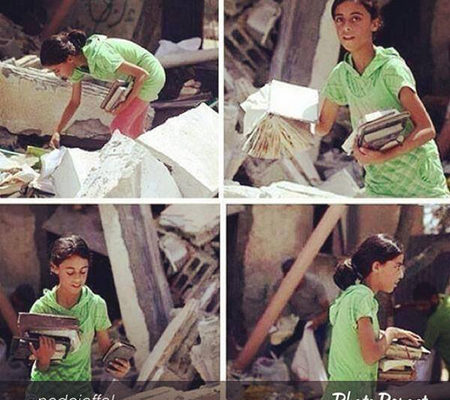 About a Girl: To 'Liesel' in Gaza…