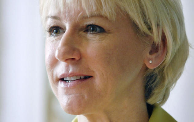 Swedish FM worries about Muslim & Palestinian Youth Despair, draws Israeli Rebuke