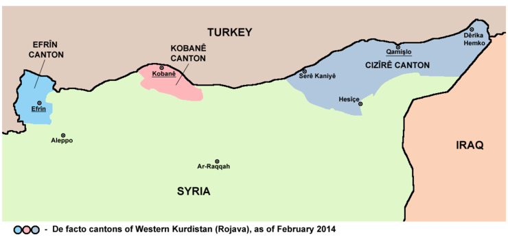 Can Leftist Kurdish Militia cut ISIL/ Daesh off from Turkish Supply Routes and Kill the Caliphate?