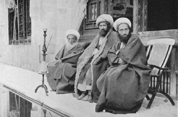 Chief Rabbi of Yazd, Iran, 1903 (Photo of the Day)