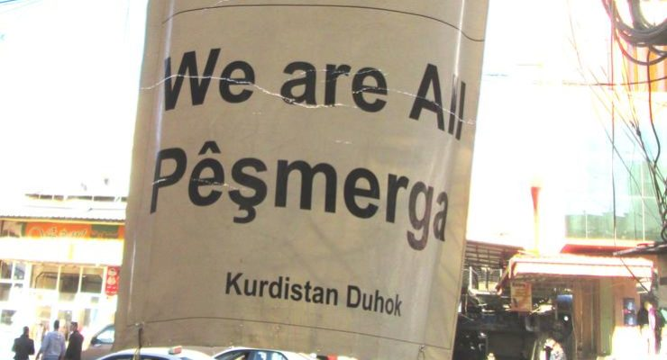 Iraqi Kurdistan:  Can a Bastion of Tolerance and Democracy survive in the Middle East?
