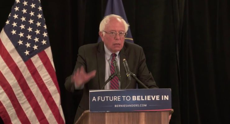 Are Sanders' Criticisms of Israeli Occupation Policies unprecedented in a Presidential Campaign?