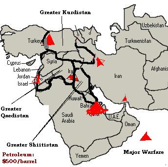Bushs Greater Middle East