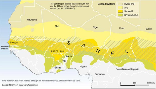 Ansar Dine and How Climate Change Contributed to the Algeria-Mali Crisis