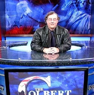 Blogging Colbert (In honor of the Finale of the Colbert Report)