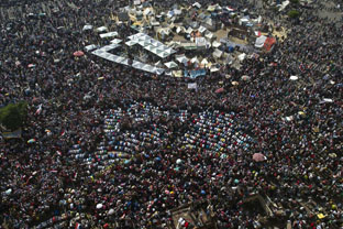 Biggest Demonstrations in Egyptian History:  Millions Demand President Morsi Step Down