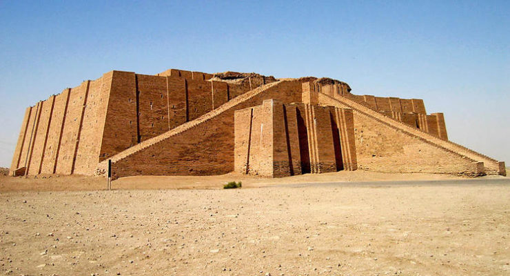 In Iraq's Ur,  Archeologists Explore History's Potential to Unite A Divided Land