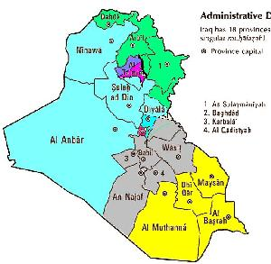Settling Iraq Before It Blows Up