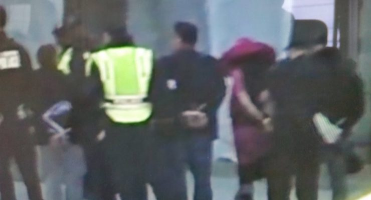 The Young Turks' Cenk Uygur ARRESTED At Democracy Spring Protest In Washington D.C.