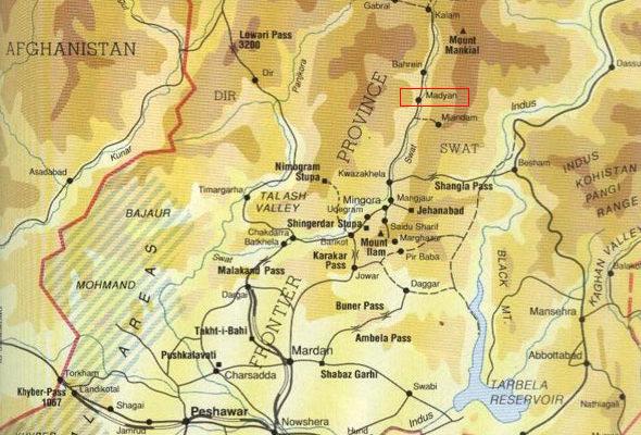 Thousands Flee Mingora in Panic; Army advances toward Kalam; 9 Soldiers Killed, 27 militants