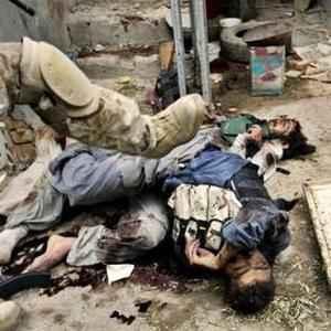 33 Dead In Civil War 7 Us Troops