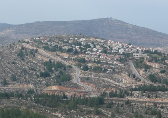 US Treasury Sued over Donations for Israeli Squatter Settlements in Palestine