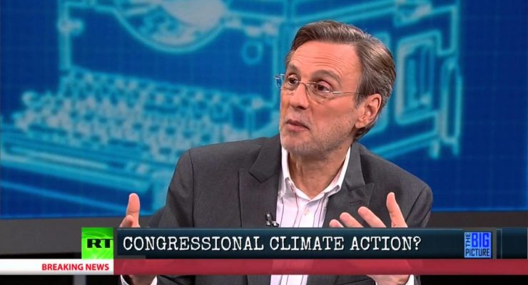 Papal impact?  For 1st time, 50% of GOP voters Worry about Climate Change