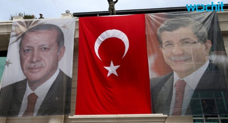 Turkey's Erdogan ousts PM in Search of Imperial Presidency