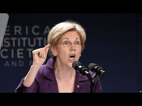 Trump 'a thin-skinned racist bully':  Elizabeth Warren's Full Evisceration