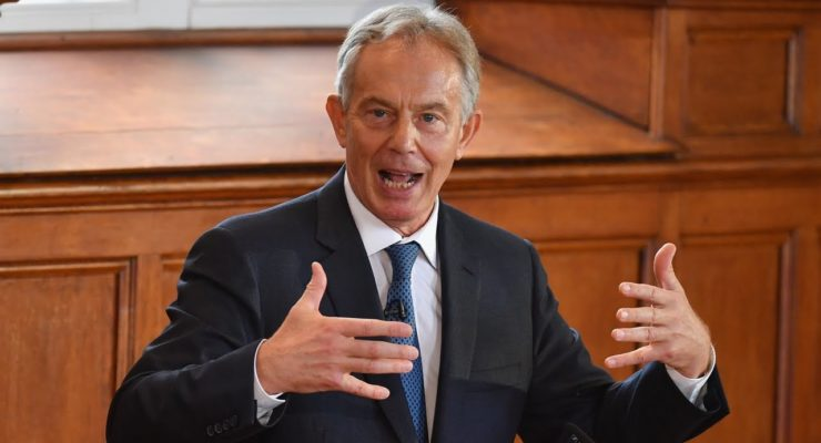 The Neocons Strike Back:  Blair's Carping at Biden's Afghanistan Withdrawal is Spite that He Couldn't Recolonize the Muslim World