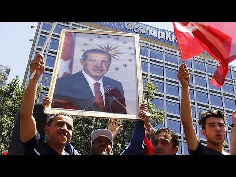 Long Knives in Ankara: Victorious Erdogan begins Purge of Judiciary, Army