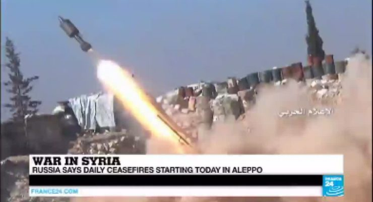 Monsters to Destroy:  Top 7 Reasons the US could not have forestalled Syrian Civil War