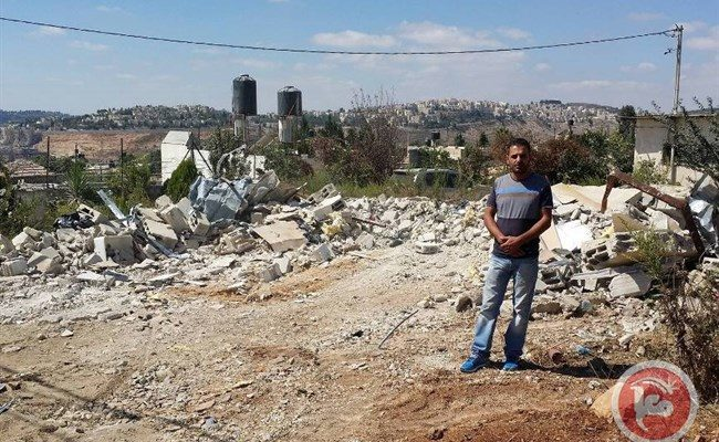 Palestinian families forced to raze their homes amid spike in Israeli-enforced demolitions