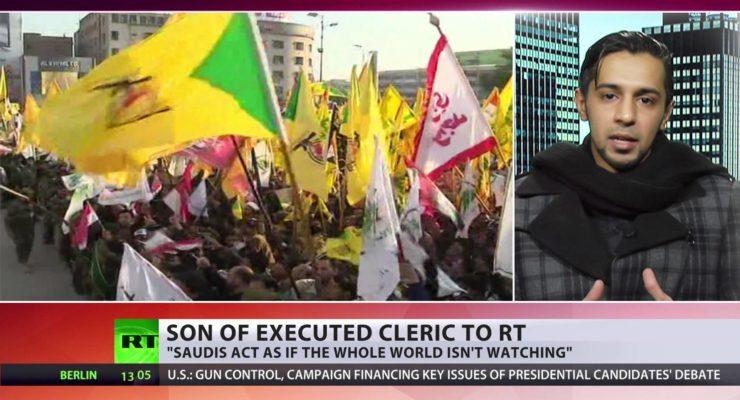 "Saudi Bigot-in-Chief Declares Iranian Shiites ""Not Muslim"""