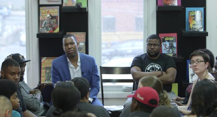 Marvel's New Black Panther Comic – Q&A With Author Ta-Nehisi Coates