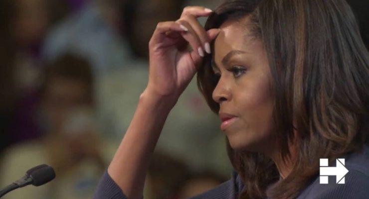 """Michelle Obama:  Trump a Cruel, Lifetime Sexual Predator – """"It Hurts."""""""
