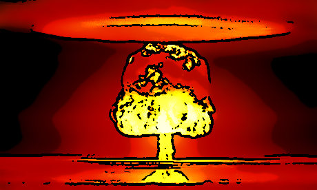 Balder & Dash:  Would our presidential Candidates start a Nuclear War?  They won't answer.