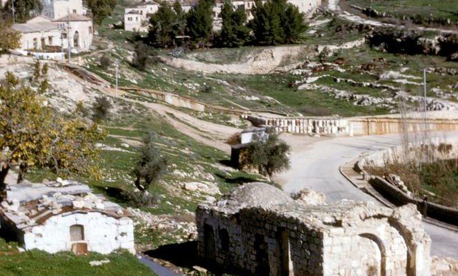A Jerusalem Litmus Test