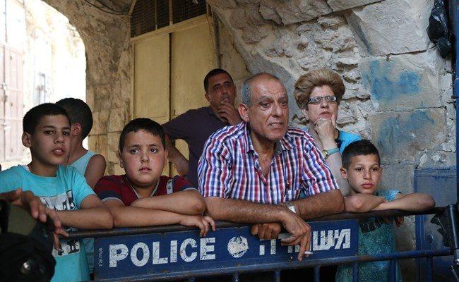 Israeli Occupation economically suffocates Palestinian East Jerusalem
