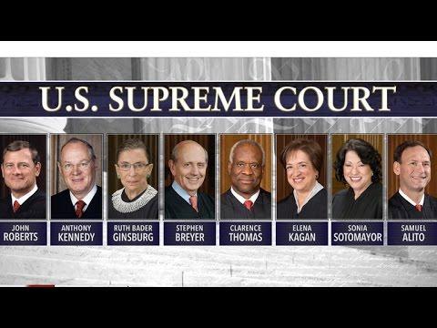 Top 5 Reasons Senate Dems should block all Trump Supreme Court Nominees, Forever