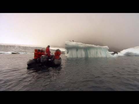 Antarctica: Iceberg Size of Delaware Poised to Break Away