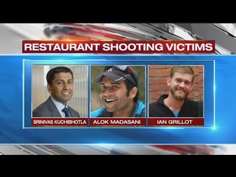 """Get out of my Country!"" White Terrorist Shoots Asian-American Engineers in Wake of Trump Visa Ban"