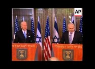 Netanyahu rejected offer by Kerry & Arab Leaders of Comprehensive Peace Talks