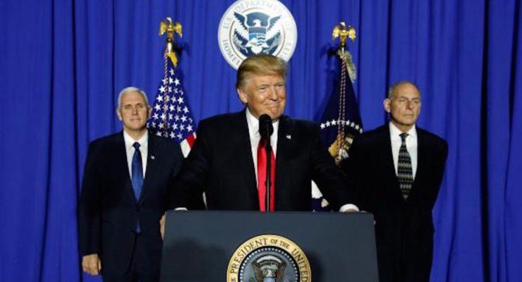 Trump Counter-Terrorism Program to drop White Supremacists, focus on Islam