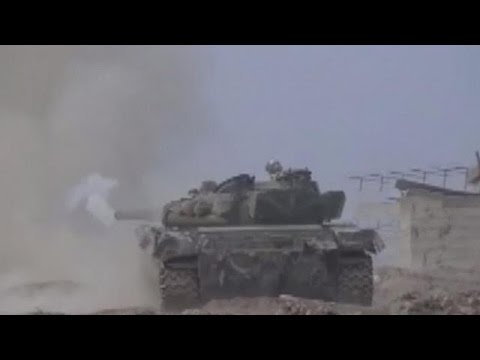 Trump sends heavier weapons to Leftist Syrian Kurds to Fight ISIL