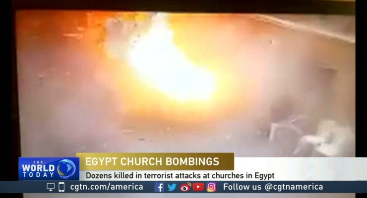 Sharpening Contradictions:  ISIL Strikes Egyptian Christians on Palm Sunday