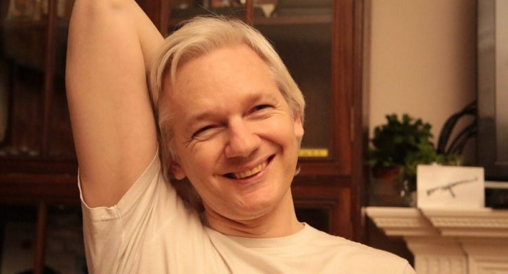 Wikileaks' Assange claims Victory after Sweden drops Charges, Vows to Publish More