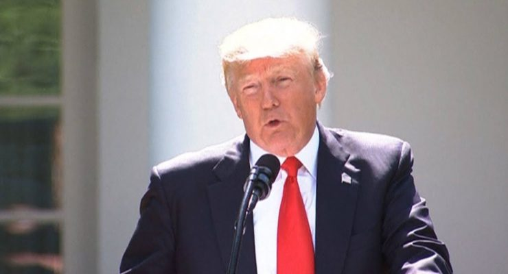 How bad could Trump's Paris Agreement withdrawal be? A scientist's perspective